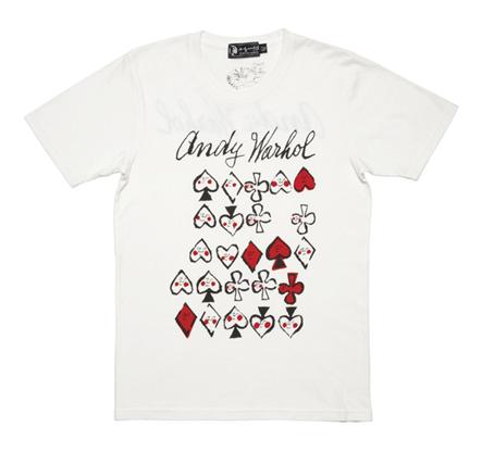 Hysteric Glamour warhol tee shirt