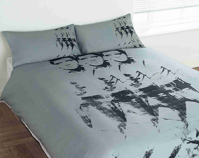 Andy Warhol Elvis Duvet and pillowcases