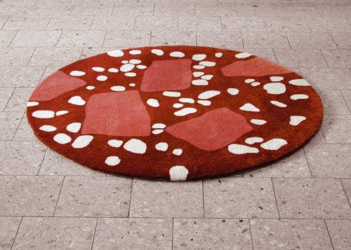 deli meat area rugs