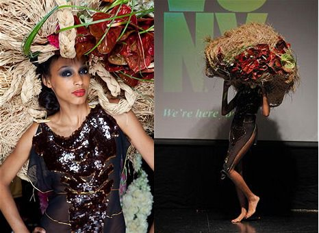 8th Annual Tulips and Pansies Headdress Affair