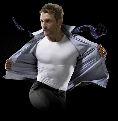 The Ript shirt is a shirt for men that sculpts their torso