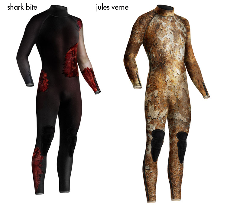 Witty Wetsuits by Diddo - if it's hip, it's here
