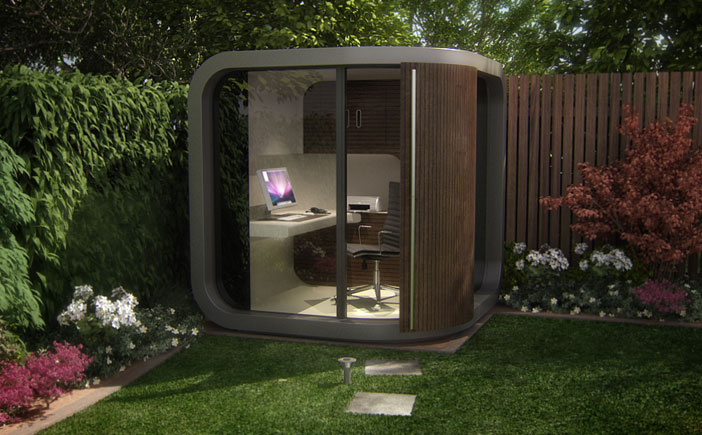 ... ): Mod Pods A Plenty: 10 Hip Prefab u0026 Custom Office Spaces And Sheds