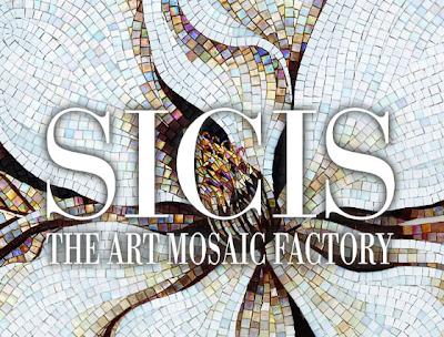 Sicis Art Factory Mosaic High Heeled Bathtubs