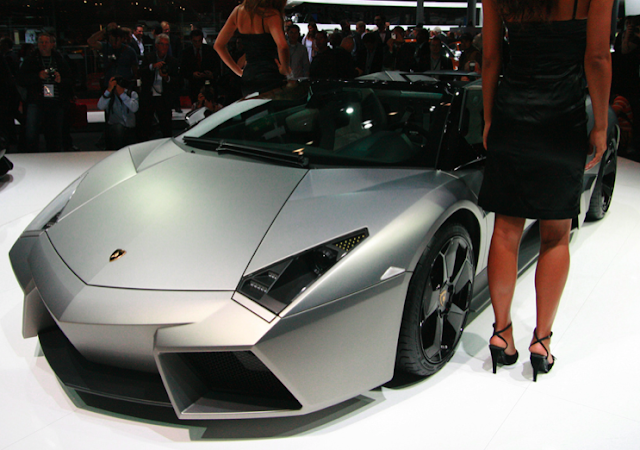 The Most Expensive Lamborghini To Date, And Limited To U0027less Than 20u0027, The Reventón  Roadster ...