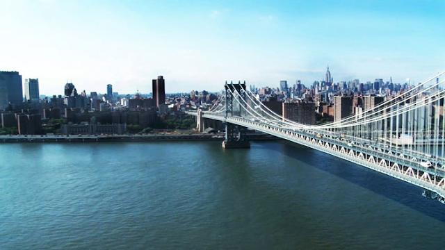 brooklyn bridge and new york pic