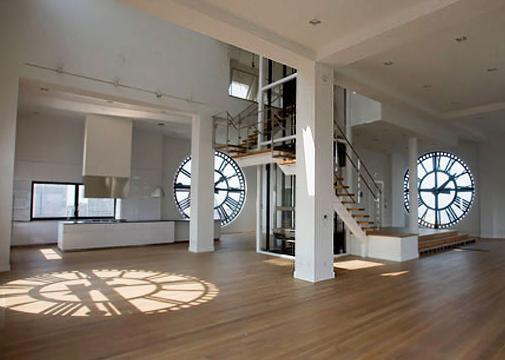 clocktower residence apartment