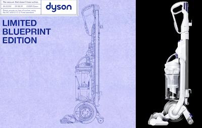 Dyson Blueprint Edition Vacuums