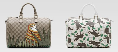 Gucci X Unicef Snowman in Africa collection