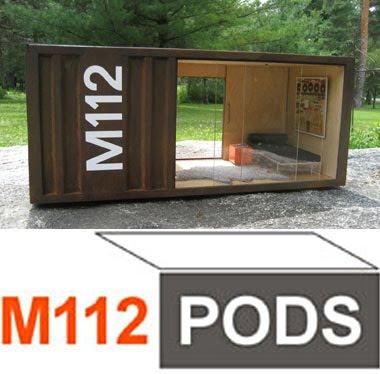 M112 Pods by Paris Renfroe