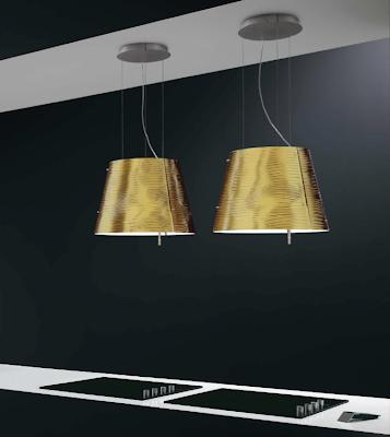 Mini Pendant Lights Over Kitchen Island