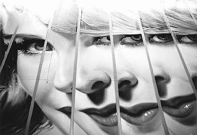 Dennis Hopper, Fractured Girl (billboard), 1964