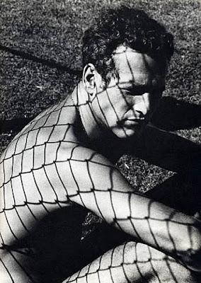 Paul Newman photo taken by Dennis Hopper
