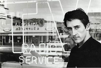 Ed Ruscha, 1964, photo by Dennis Hopper
