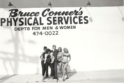 Bruce Conner, 1964:, photo by Dennis Hopper