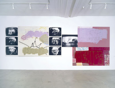 Dennis Hopper, King Part Bust Trap, 1991-1997 installation at (the Ace Gallery)