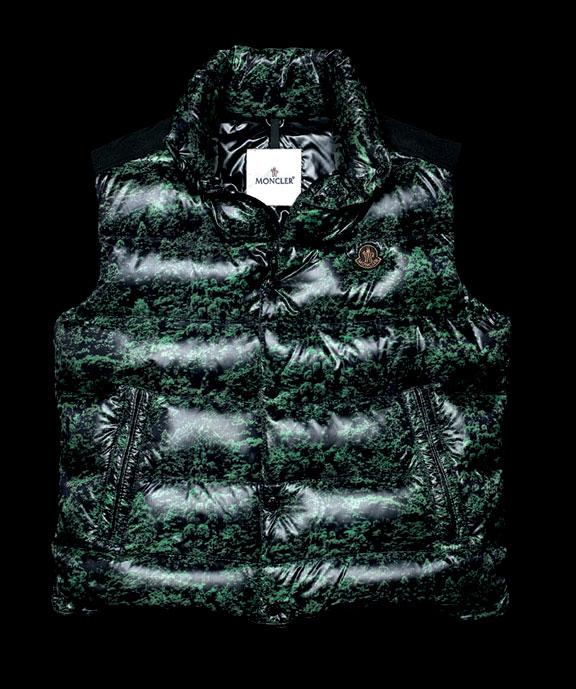 pharrell williams vest for Moncler