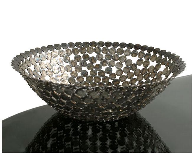 nickel bowl