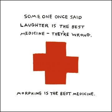 morphine pillow