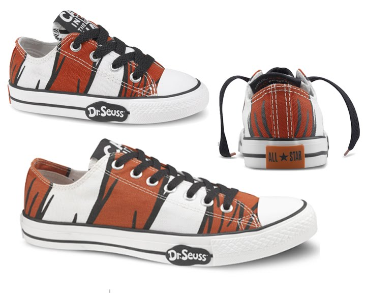 Converse Dr Seuss Toddler Shoes