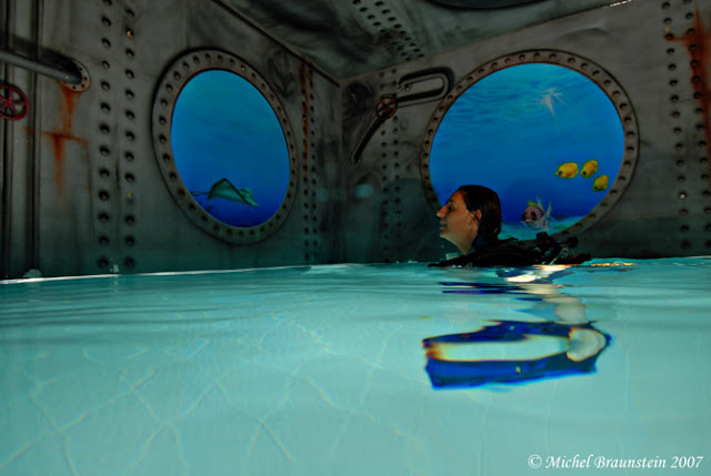 Dive Into The World S Deepest Pool Nemo 33 In Brussels