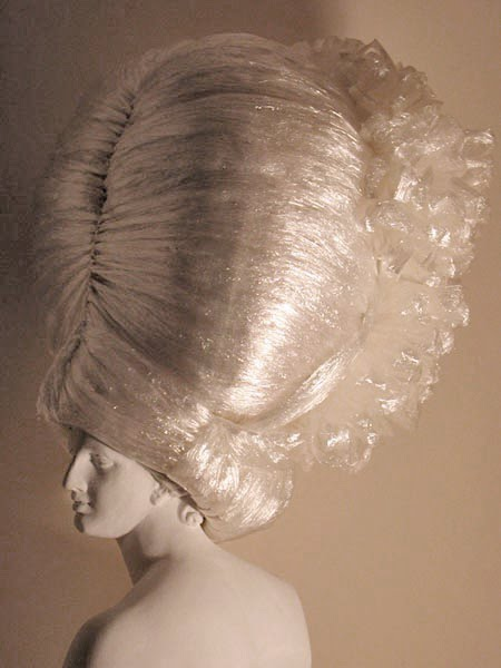 If Its Hip Its Here Archives Saran Wrap Wigs  Dresses by Kate Cusack
