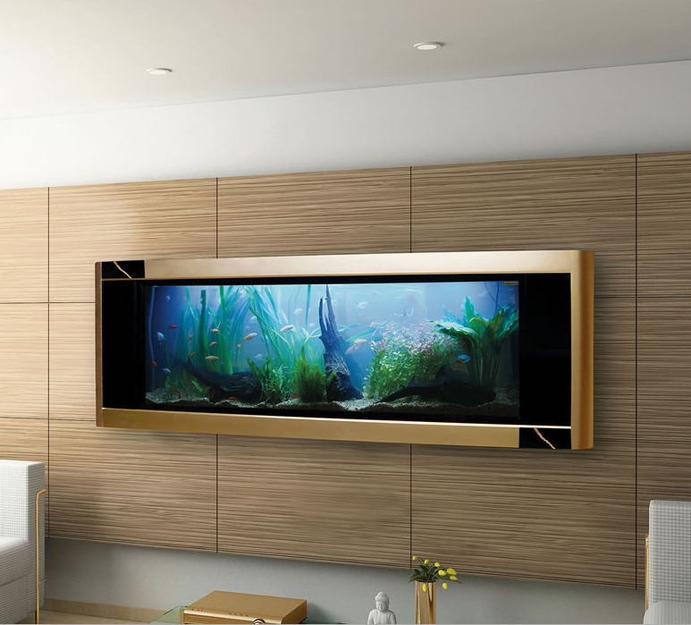if it 39 s hip it 39 s here archives world 39 s most expensive aquarium made with 24k gold mammoth. Black Bedroom Furniture Sets. Home Design Ideas