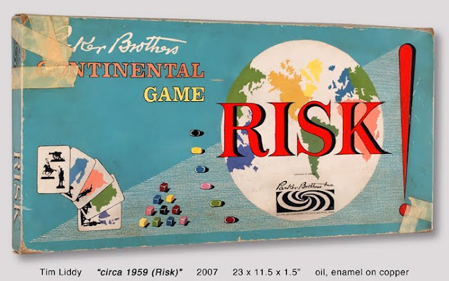 painting of risk