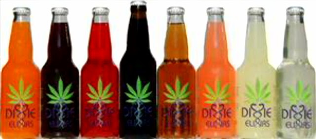 old dixie elixir bottle designs