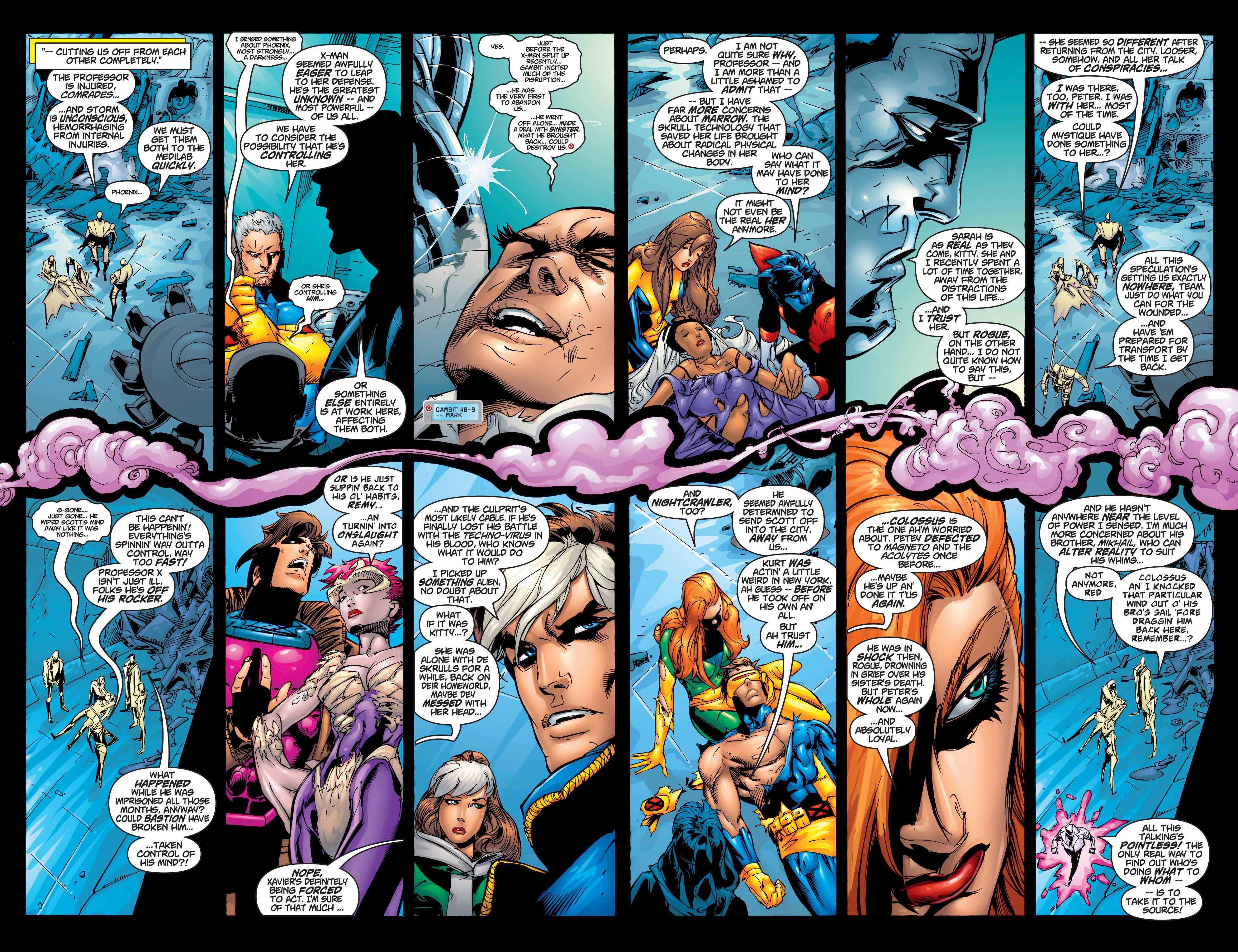 Read online Uncanny X-Men (1963) comic -  Issue #375 - 15