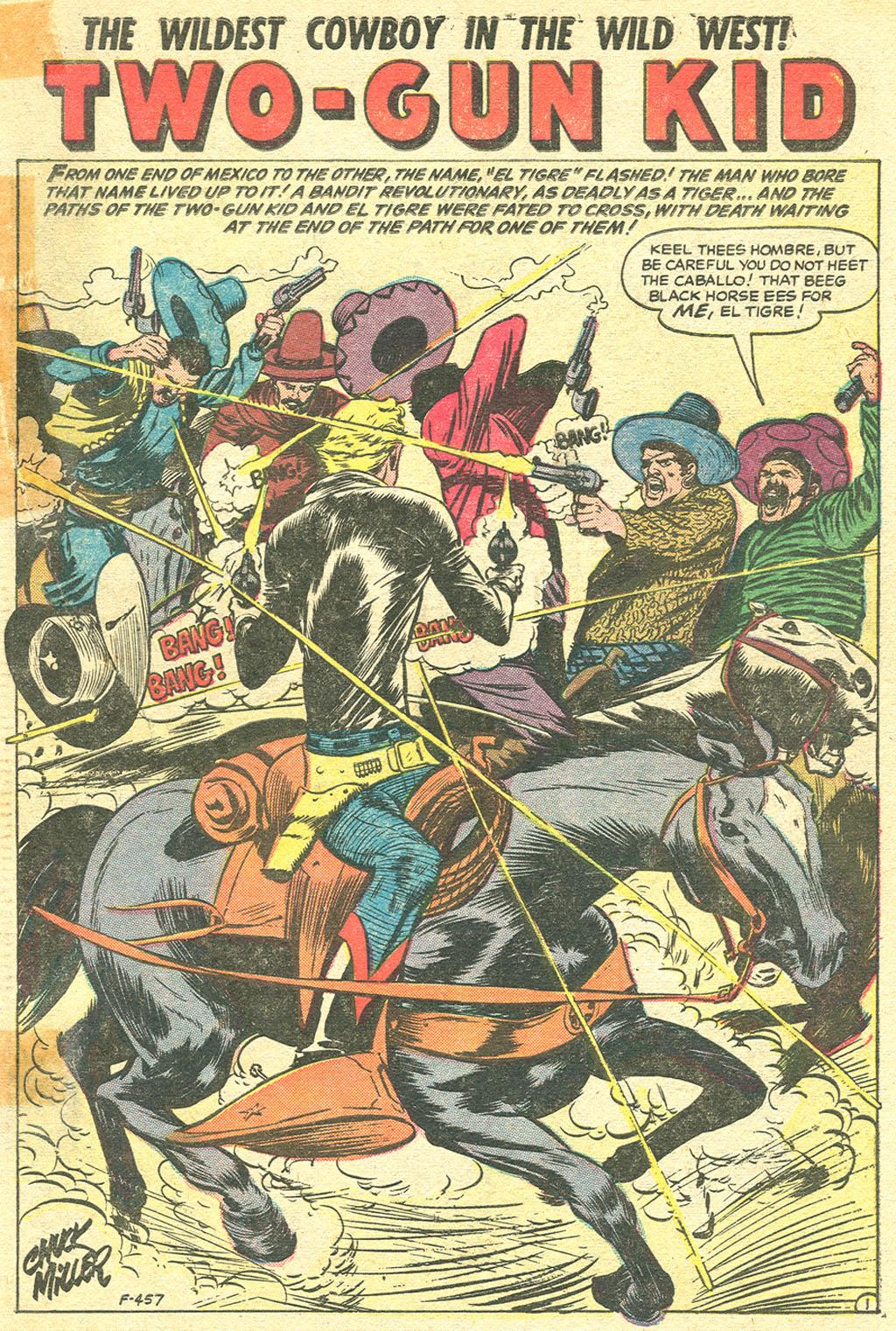 Read online Two-Gun Kid comic -  Issue #21 - 3