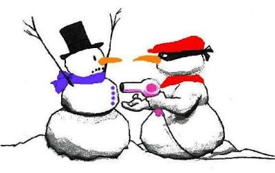 Immagini Natale Da Ridere.Natale Da Ridere Un Pupazzo Di Neve