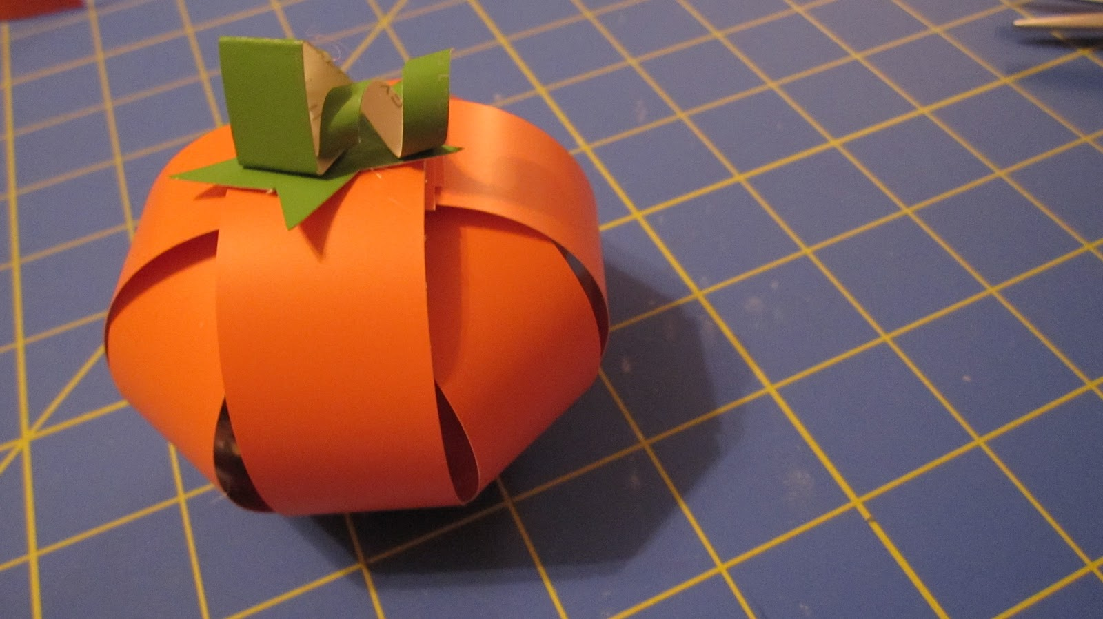 Kitty Cats And Airplanes Paint Chip Pumpkins