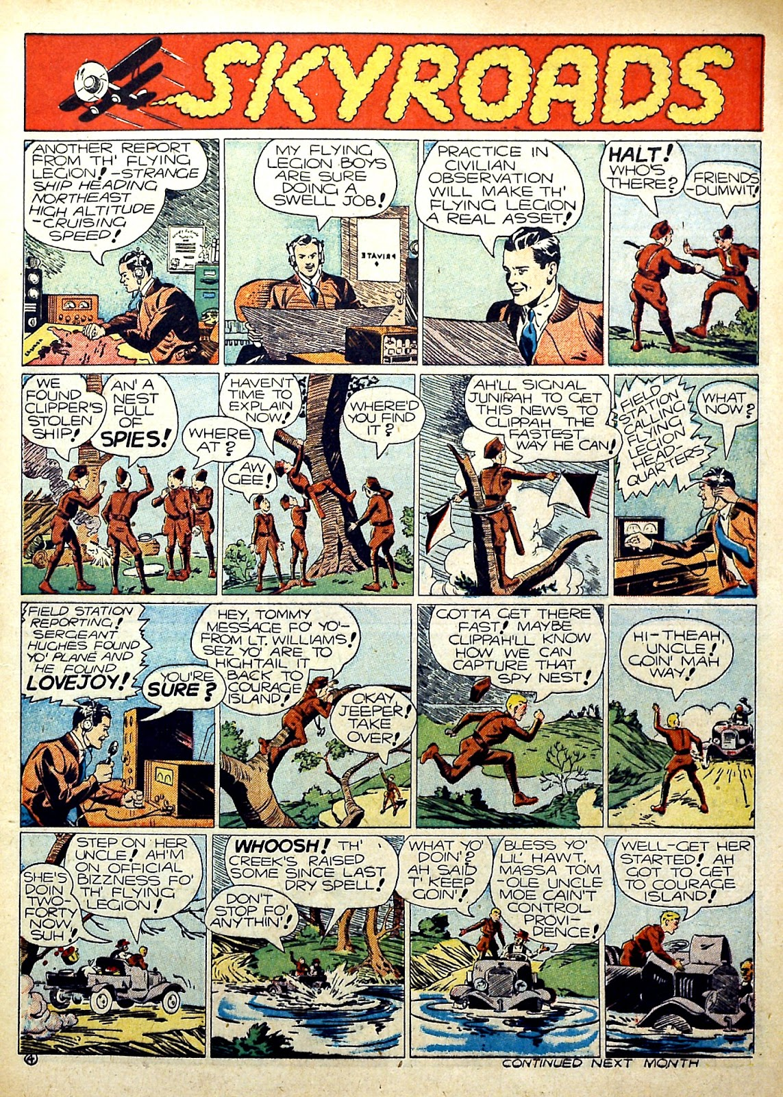 Read online Famous Funnies comic -  Issue #78 - 15