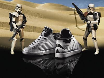 9af206c4c1 Újabb fotók az adidas Star Wars kollekciójáról