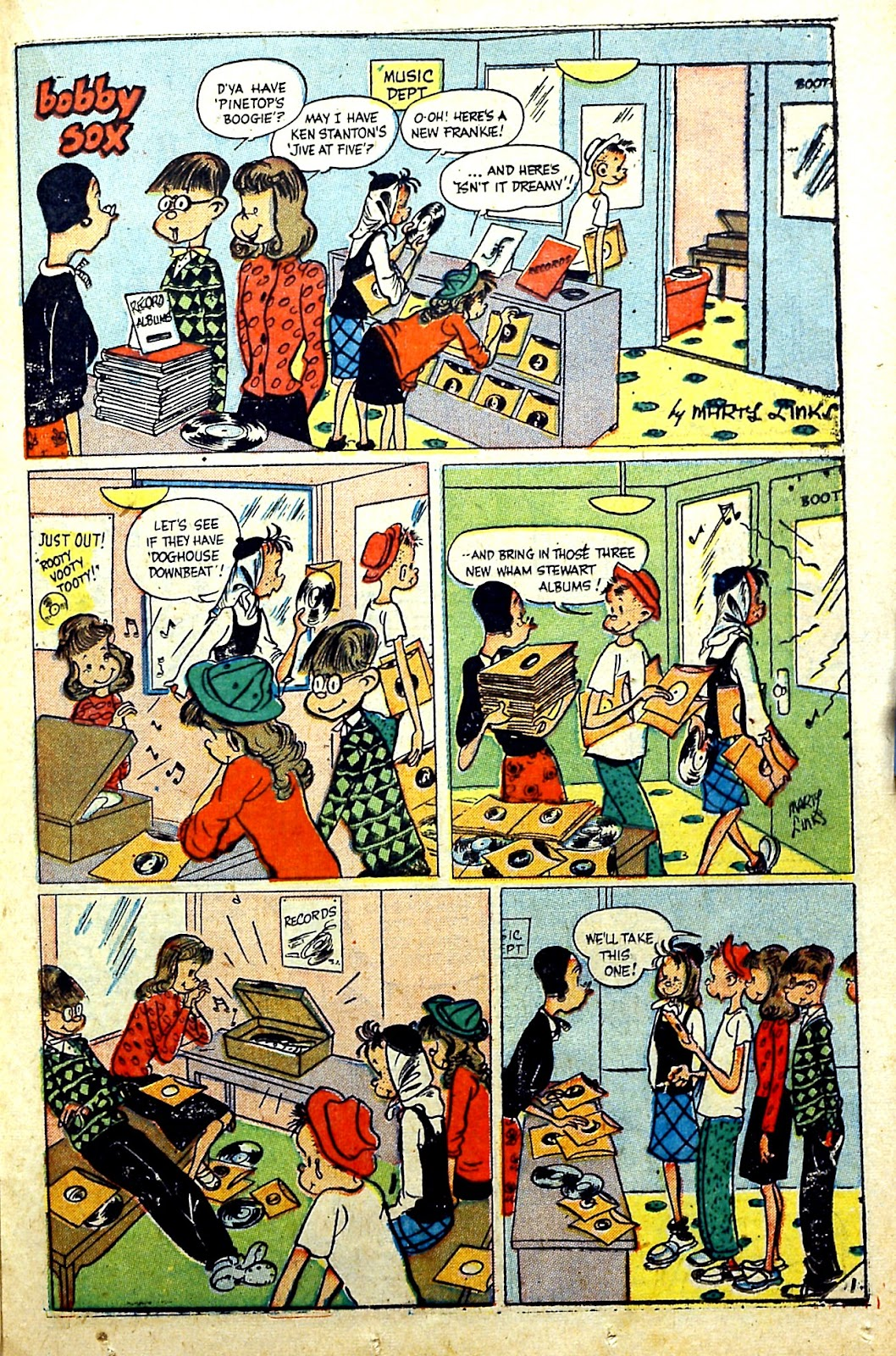 Read online Famous Funnies comic -  Issue #185 - 28