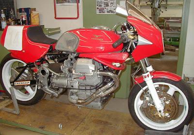 Fabricating a 2-1 exhaust - Page 3 - Technical Topics - Moto Guzzi