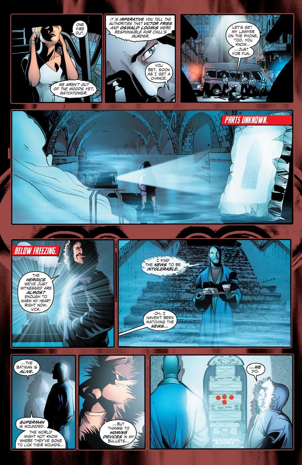 Read online Smallville Season 11 [II] comic -  Issue # TPB 2 - 100