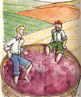 San martino disegni da colorare for Immagini da colorare di san martino