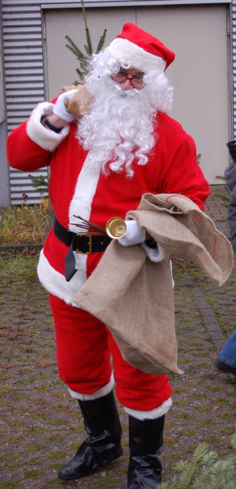 Das Jahr 2015 geht seinem Ende entgegen Der Nikolaus