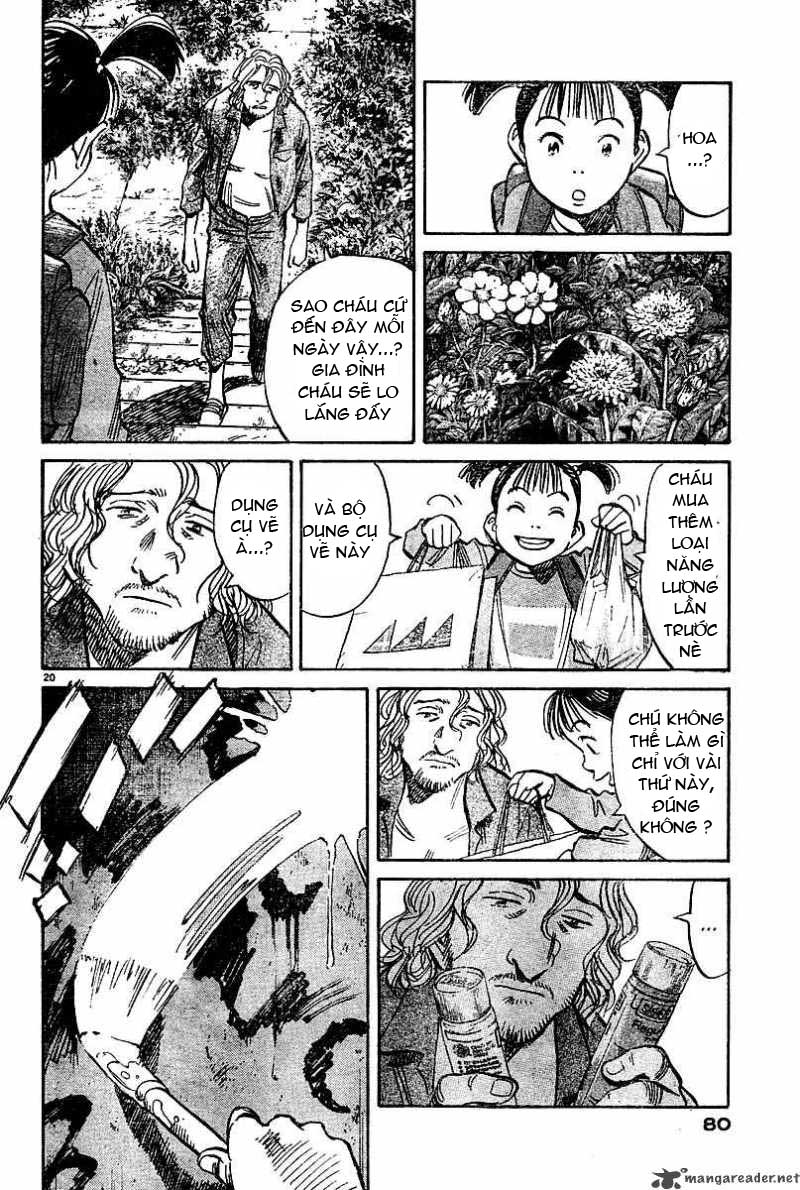 Pluto chapter 21 trang 21