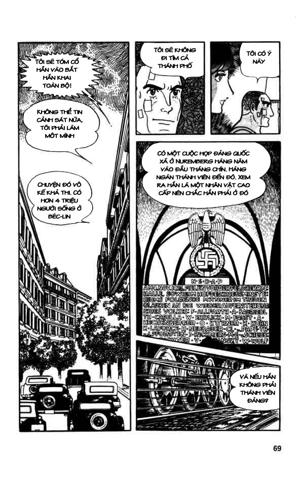 Adolf chap 2 trang 11