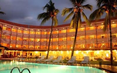 Sterne Hotel Sri Lanka Westkuste