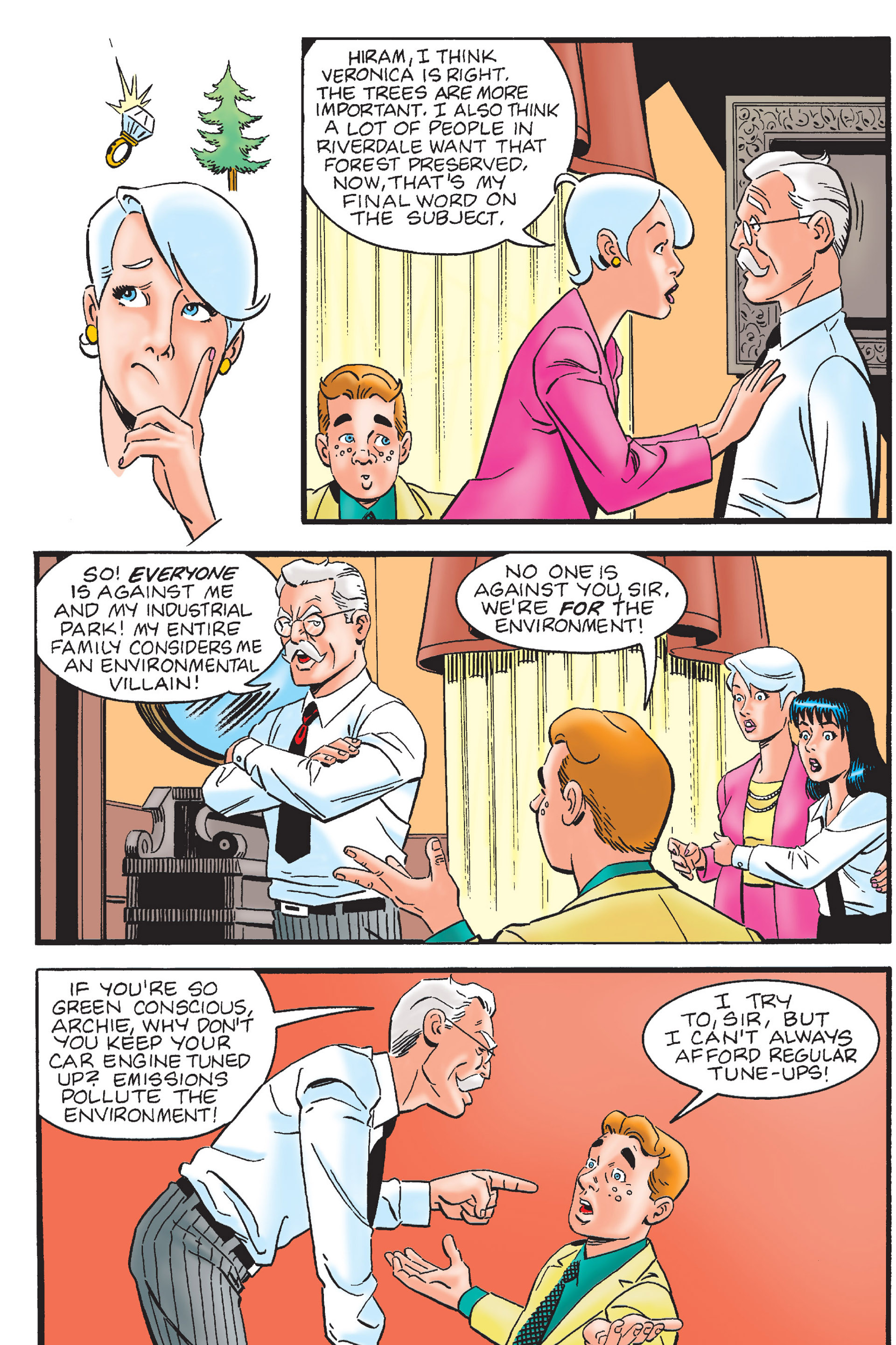 Read online Archie's New Look Series comic -  Issue #4 - 72