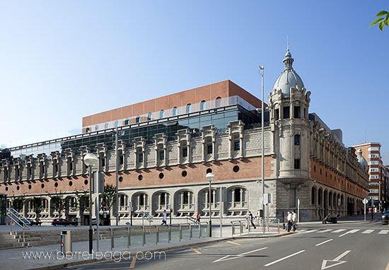 Arquitectura critica centro cultural y deportivo - Estudios arquitectura bilbao ...