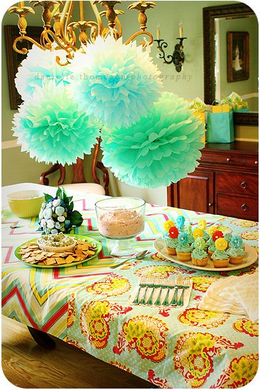 Vintage Baby Showers 12