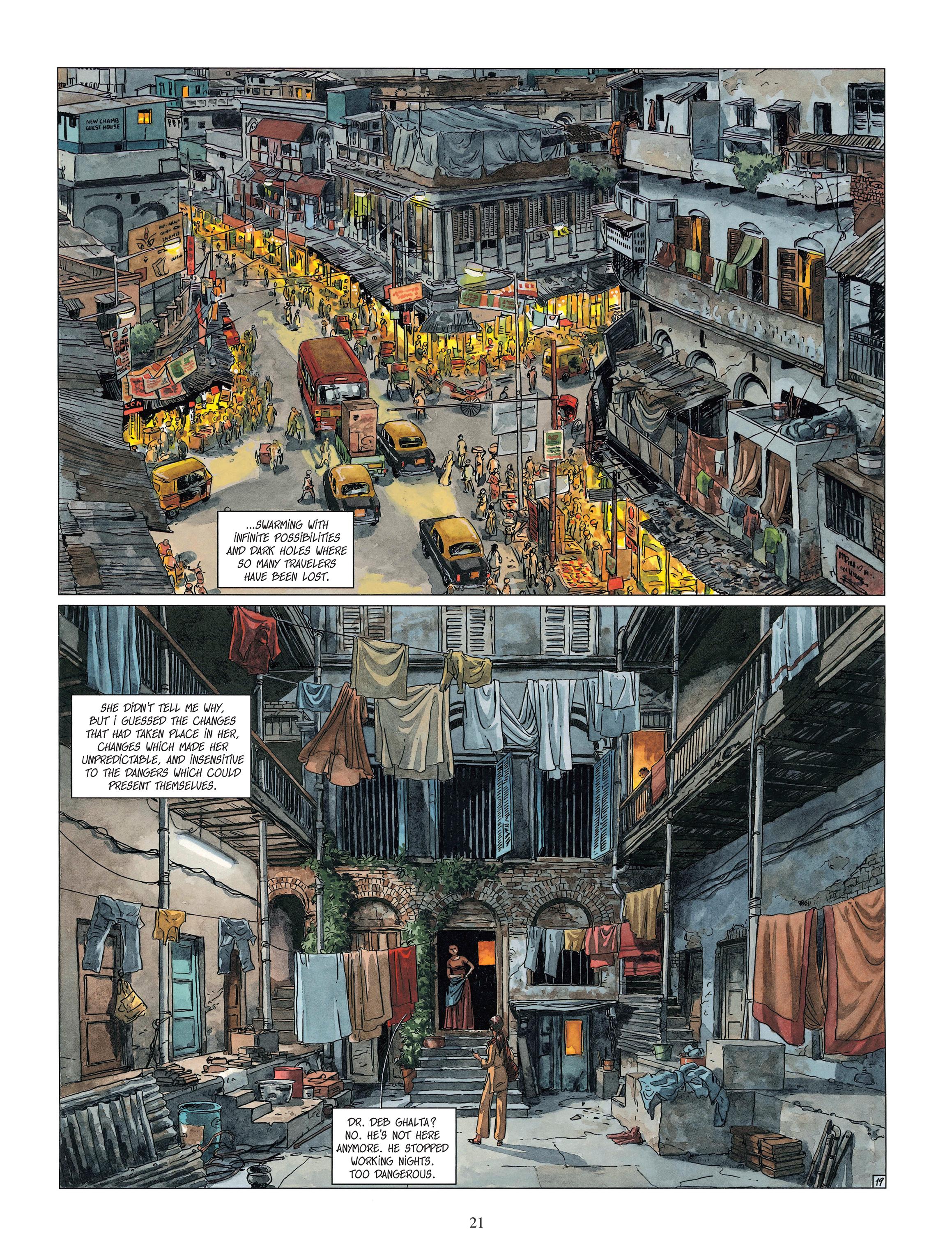 Read online Djinn comic -  Issue #13 - 22