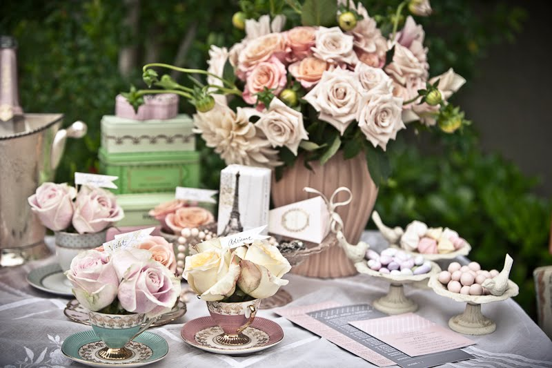 Bridal Shower Tea Party - Celebrations at Home