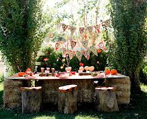 Autumn Party Kids - Celebrations Home