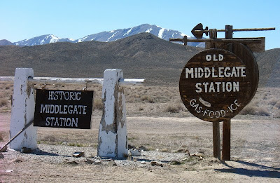 Middlegate Junction